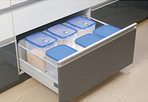 Tandem Box High Deep Drawer Modern Kitchen Modular