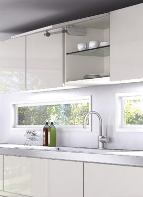 Lift Up Stay Or Lift Assit Stay Modern Kitchen Modular Kitchen