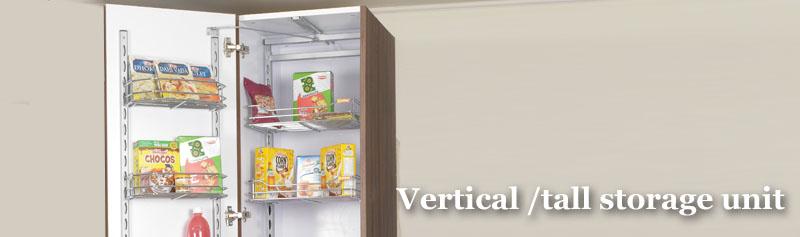 Tall Unit Vertical Or Storage Modern Kitchen Modular Signet Nashik