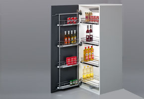 Tall Unit Vertical Or Tall Storage Unit Modern Kitchen